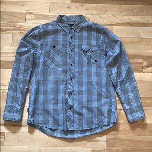 Zoo York button down shirt